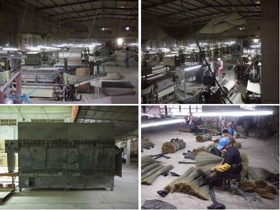 四川大地工場