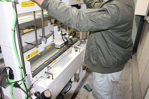 フロア畳 制作工程(6)