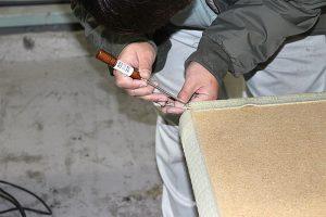 フロア畳 制作工程(8)