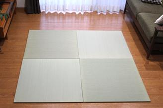フロア畳施工例